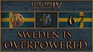EUIV Sweden is Overpowered 67