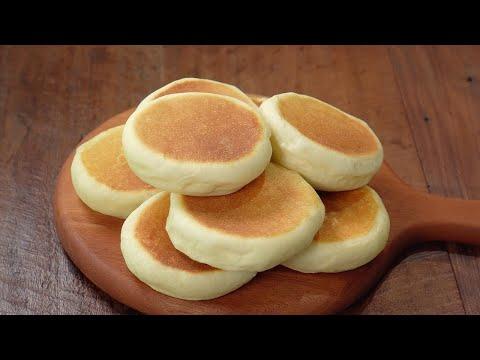 [No Oven] Honey Hotteok :: Honey-filled Korean Pancake :: Honey Bread :: Korean Street Food - 매일맛나 delicious day