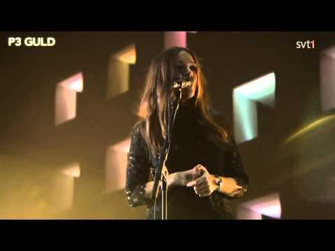 Melissa Horn - Om du vill vara med mig (Live @ P3 Guld 2014)