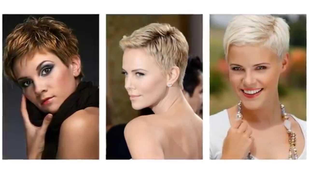 korte frisurer til kvinder