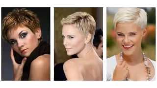 smarte korte frisurer til kvinder