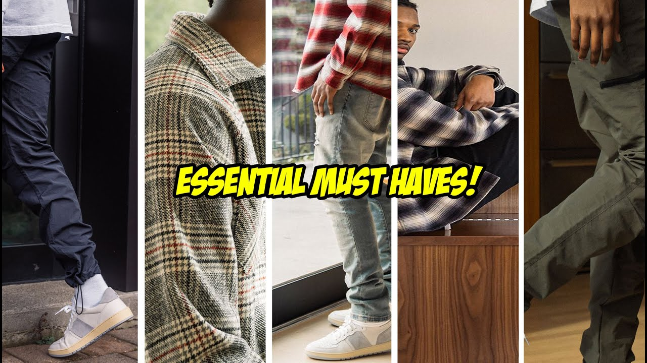 AFFORDABLE ESSENTIALS YOU NEED IN YOUR WARDROBE! (RICHIE LE COLLECTION)