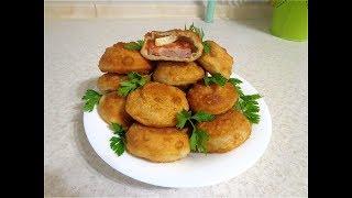 Пирожки-Малютки. Альтернатива обычным бутербродам. Просто, удобно, вкусно!