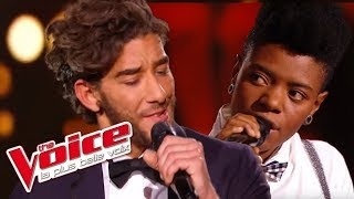 Ed Sheeran – Thinking Out Loud | Tamara VS Nick Mallen | The Voice France 2016 | Battle