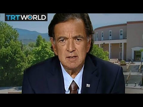 Interview with Bill Richardson on his resignation from Rohingya Panel