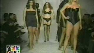 Lane Bryant runway show 2000 - Part 2