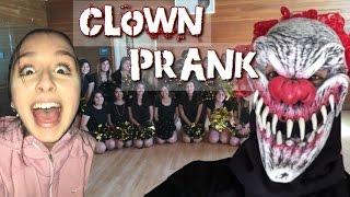 Clown Prank At My School   Louie's Life