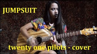 Jumpsuit - twenty one pilots | Natalie Claro for Strife Magazine