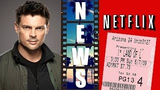 Karl Urban to TV with Almost Human, Netflix vs Movies - Beyond The Trailer