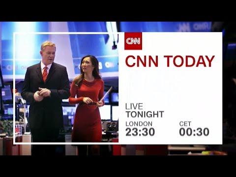 "CNN International: ""CNN Today"""