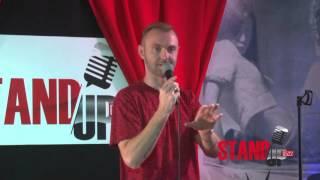 Павел Иванов на сцене Stand-up 0522 о жизни в частном секторе