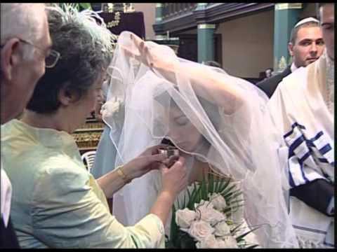 Wedding at Princes Road Synagogue