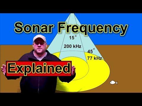 Garmin Striker 4 Sonar Frequency Explained |Tutorial