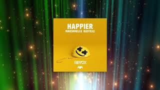 Marshmello ft. Bastille - Happier (REVOX REMIX)