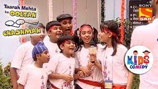 Tapu Sena's Dahi Handi Celebration | Tapu Sena Special | Taarak Mehta Ka Ooltah Chashmah