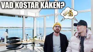 VAD KOSTAR KÅKEN?