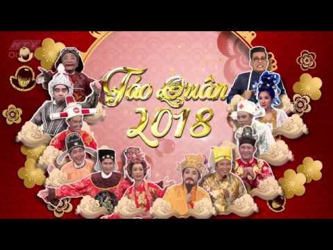 TÁO QUÂN HTV 2018 | XUÂN MẬU TUẤT | FULL HD
