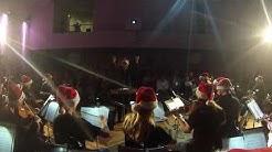 "Entrée ""Zauber der Weihnacht"", 9.12.2020 Kaisersaal, Orchester der LMS St. Johann in Tirol"