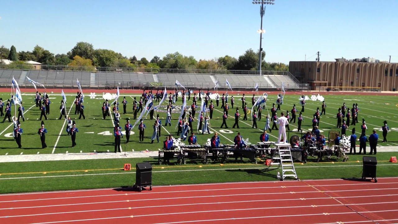 Legacy High School Marching Band