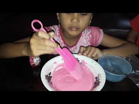 Cara Membuat Slime Hanya 3 Bahan