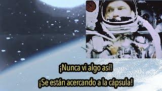 El astronauta que fue rodeado por miles de objetos extraterrestres [GRABACIÓN REAL]