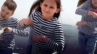 """анонс спектакля """"Волшебный остров"""". Видео: организаторы проекта """"Танцуют все. Дети""""."""