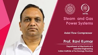 lecture 37 axial flow compressor