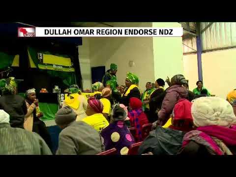 Dullah Omar region endorses Dlamini Zuma