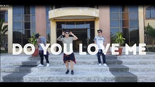 DO YOU LOVE ME by Jay Sean | Zumba | Kramer Pastrana