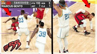 GREATEST ANKLE BREAKER IN 2K HISTORY! MOST POINTS SCORED on HALL of FAME! NBA 2K20 MyCAREER Ep. 55