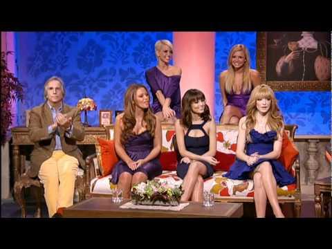 Girls Aloud : Interview (Paul O'Grady Show 2007)