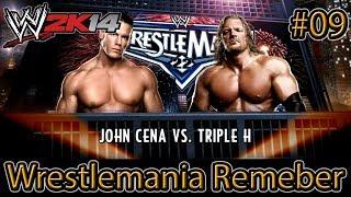 WWE 2K14 - Wrestlemania Remember: John Cena vs Triple H - Wrestlemania 22