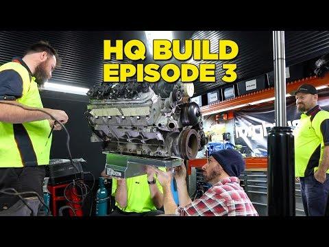 HQ Holden Build - EPISODE 3