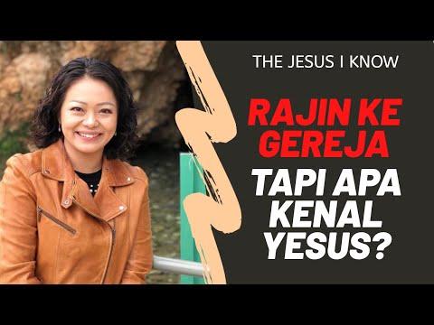 RAJIN KE GEREJA, TAPI APAKAH KAMU MENGENAL YESUS? - Henny Kristianus - The Jesus I Know