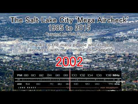 Salt Lake Radio Mega Aircheck (1985-2015)