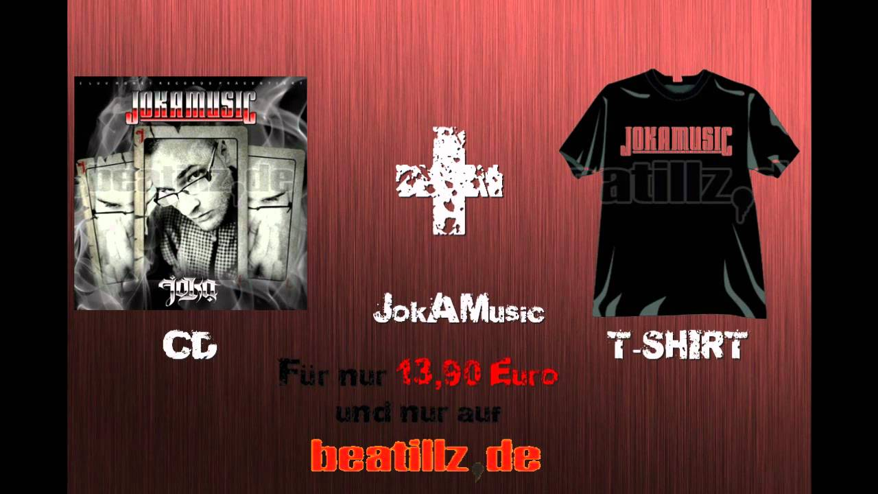 Joka Jokamusic Cover Features Release Date Snippet Tracklist