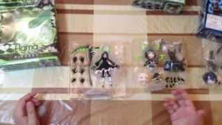 Triple Black Rock Shooter Unboxing from Animehouse!