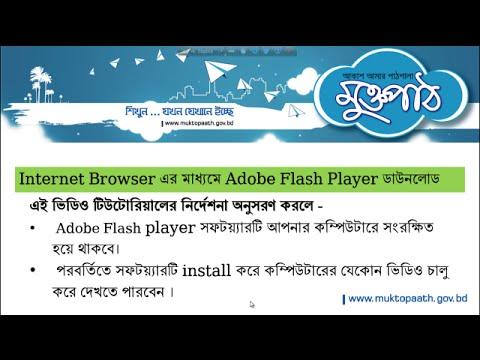 Adobe Flash Video Download