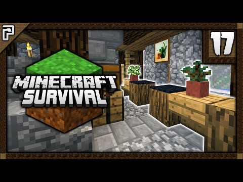 💎 ALL The Interiors! HILARIOUS Dancing Parrot! | Let's Play Minecraft Survival 1.12
