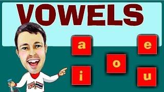 Phonics - Short Vowel sounds - INTERACTIVE Lesson and Quiz