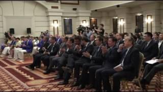 Президент НОК РК встретился с олимпийцам