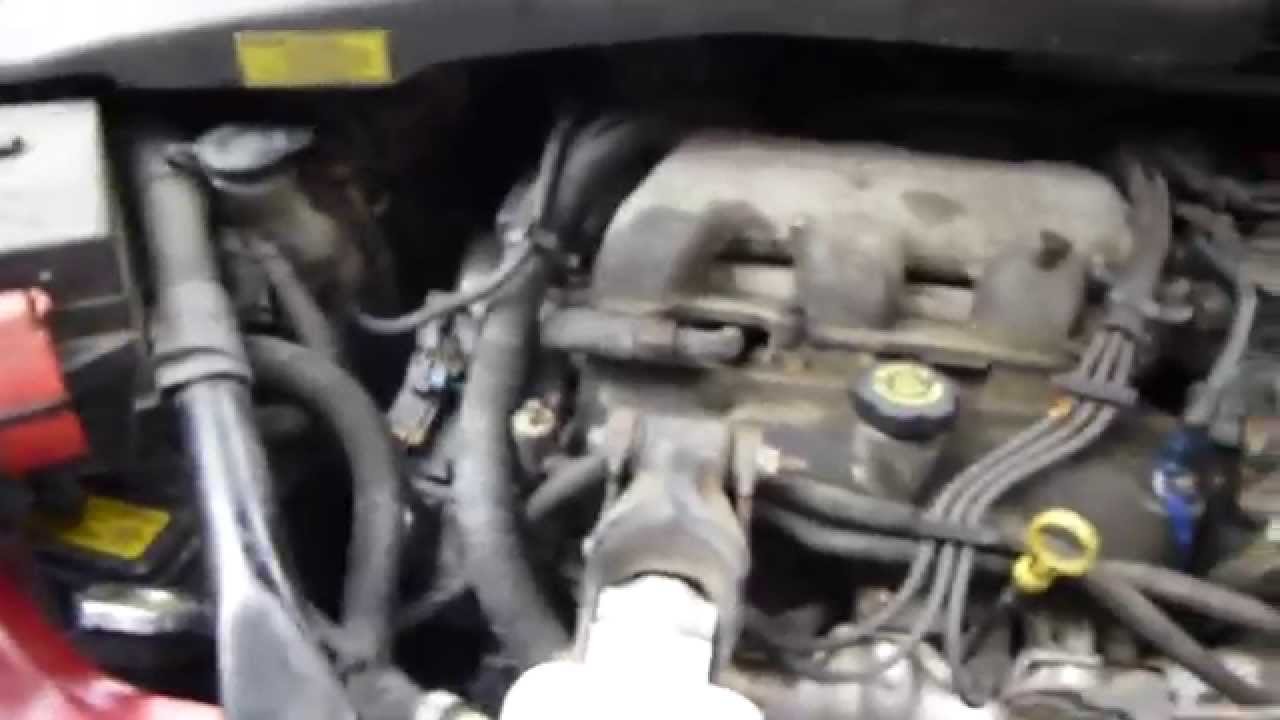hight resolution of coolant leak into engine oil what should i do i sold it chevy venture 1999 youtube