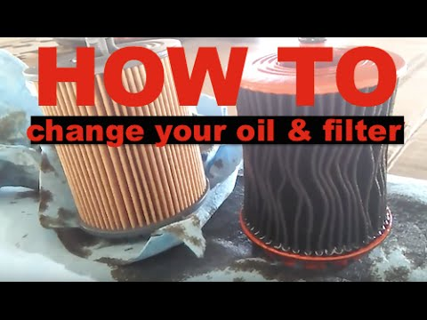 Chevy Equinox Gmc Terrain How To Do A Complete Oil Change Youtube