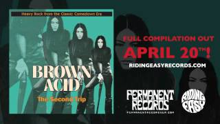 Raving Maniac - Rock and Roll Man | Brown Acid - The Second Trip | RidingEasy Records