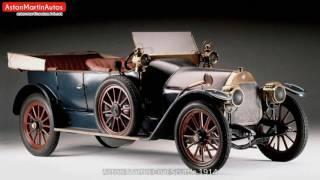 Aston Martin Coal Scuttle 1914