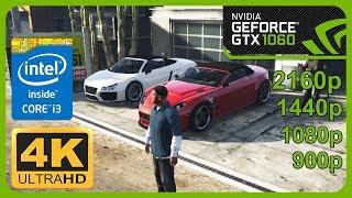 GTA 5 GamePlay in NVIDIA GeForce GTX 1060 + i3 Processors