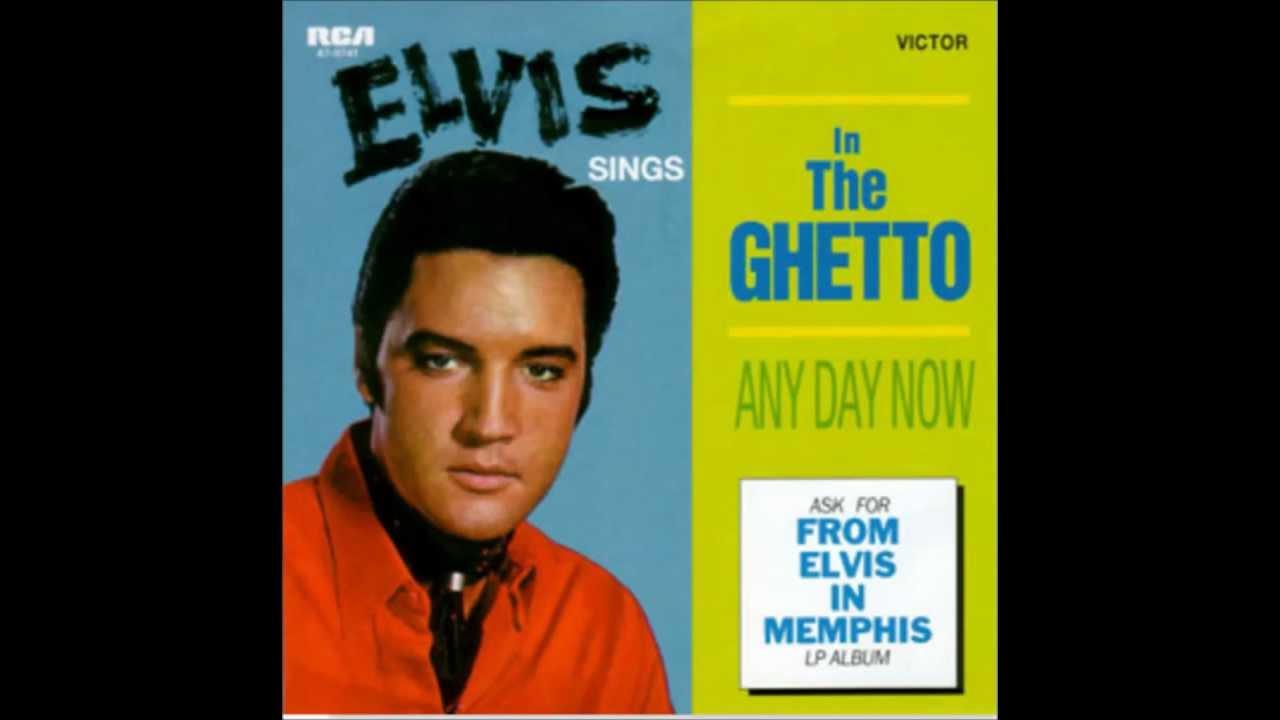 In The Ghetto Elvis