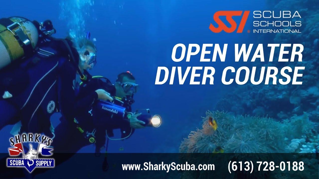 Ssi open water diver scuba diving ottawa youtube.