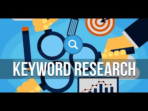 KEYWORD RESEARCH AND SEO ANALYSIS TUTORIAL: HOW TO USE GOOGLE KEYWORD PLANNER (2017)