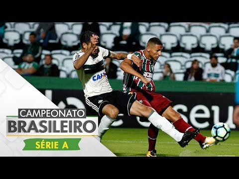 Melhores momentos - Coritiba 1x2 Fluminense - Série A (16/07/2017)
